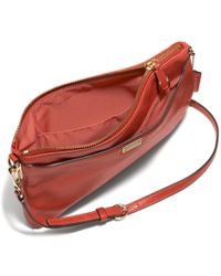 Coach Madison New Swingpack in Leather - Lyst