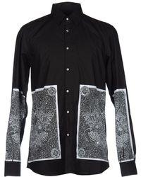 Diesel Black Gold Shirts - Black
