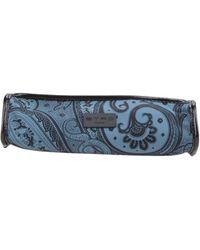 Etro Beauty Case - Blue