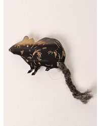 JW Anderson - Small Rat Brooches By - Lyst