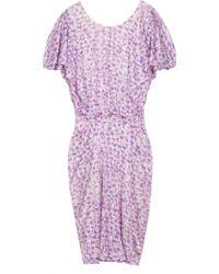 Saloni Aspara Mosaic Dress - Lyst