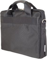 Bric's Pininfarina 14 Laptop Case - Black