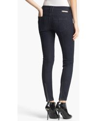 Burberry Brit | Bexton Ankle Zip Skinny Jeans | Lyst