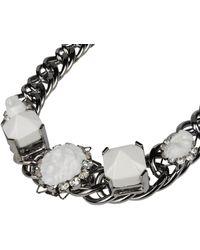 Fenton - Necklace - Lyst