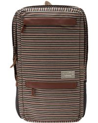Hex - Waxed Canvas Backpack - Lyst