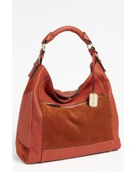 Vince Camuto Mikey Hobo Large - Lyst