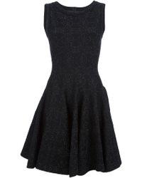 Alaïa Arabesque Dress - Black