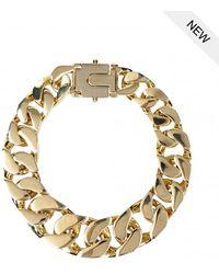 AllSaints - Valtari Necklace - Lyst