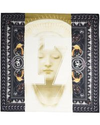 Givenchy Madonna 17 and Rottweilerprint Scarf - Lyst