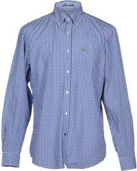 Lacoste Shirts - Blue