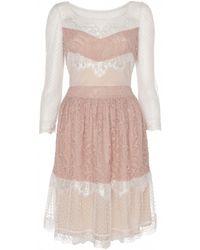 Alice By Temperley Lilianna Dress - Lyst
