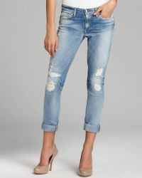 Juicy Couture - Jeans Slouchy Skinny - Lyst 8817ef2b9
