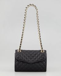 Rebecca Minkoff Quilted Affair Mini Shoulder Bag - Lyst