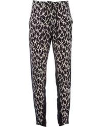 Sharon Wauchob - Blotchy Print Trousers - Lyst