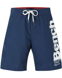 Bench | Hanover Swim Shorts | Lyst