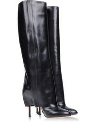 Casadei Tall Boots - Lyst