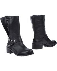 Vince Camuto Ankle Boots - Black