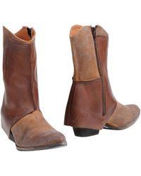 Kowalski Ankle Boots - Lyst