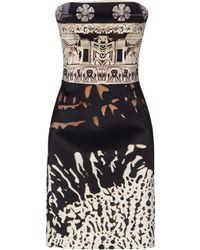 Mary Katrantzou Short Dress - Black