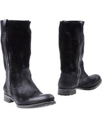 NDC Ankle Boots - Black