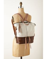 orYANY - Arsenale Leather Backpack - Lyst