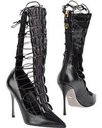 Sergio Rossi Boots - Black