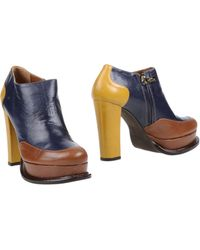 Studio Pollini Ankle Boots - Lyst