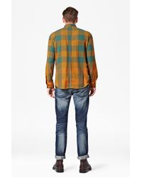 French Connection Bushcraft Engineered Shirt - Lyst