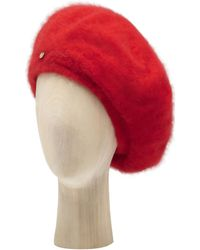 Mulberry Beret - Red