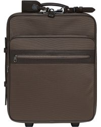Mulberry Henry Trolley Case - Brown