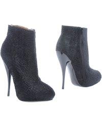 Viktor & Rolf Ankle Boots - Black