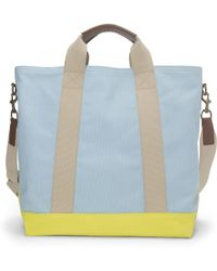 Club Monaco - Canvas Beach Tote - Lyst