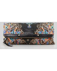 Cynthia Vincent - Cherry Blossom Bankers Clutch Bag - Lyst