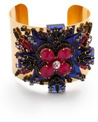 Erickson Beamon - Girls On Film Cuff Bracelet - Lyst