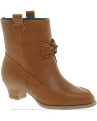 F-Troupe Boot - Brown