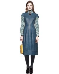 Tory Burch Collins Dress - Lyst