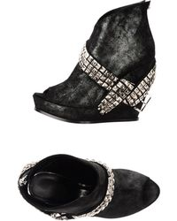Balmain Sandals - Black