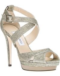 Jimmy Choo 'Kuki' Sandals - Lyst