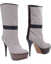 Marni Ankle Boots - Lyst