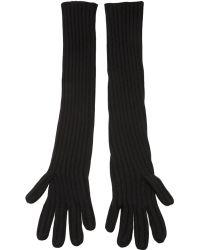 Michael Kors - Ribbed Glove - Lyst