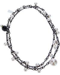 Antonella Filippini - Pearly Necklace - Lyst