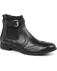 Carvela Kurt Geiger Slow Leather Ankle Boots - For Women - Lyst