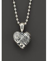 "Lagos - ""heart Of Philadelphia"" Necklace, 34"" - Lyst"