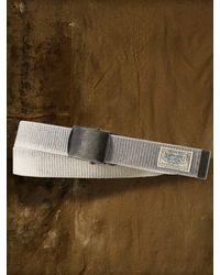 Denim & Supply Ralph Lauren - Webbed Sliderbuckle Belt - Lyst