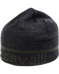 Just Cavalli - Hat - Lyst b2da64741e21