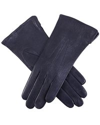 Dents Ladies Imitation Peccary Leather Glove - Lyst