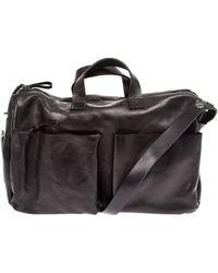 Marsèll Pocketed Shoulder Bag - Black