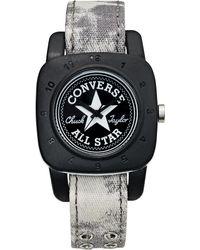 Converse - Unisex Premium White Vintage Wash Canvas Strap 36mm Vr029100 - Lyst