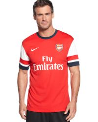 Nike Arsenal Home Replica Soccer Jersey - Lyst