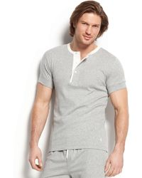 Ralph Lauren Henley Shirt - Lyst